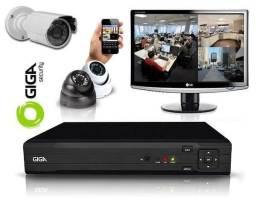 Sistema de segurança / Câmera / Alarmer / Cerca Elétrica