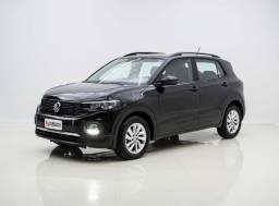 Vw T-Cross 1.0 Tsi Flex Aut - Pacote Interactive IV - 2020