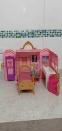 Quarto /maleta da Barbie