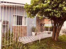 Terreno com duas casas semi mobiliadas.
