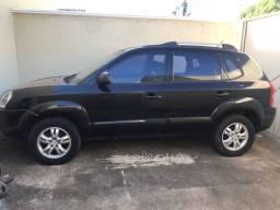 Tucson - 2007/2007 - 2.0 - Automático - Gasolina