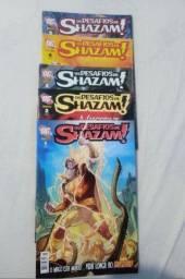 Hq Os Desafios De Shazam 1 Ao 5
