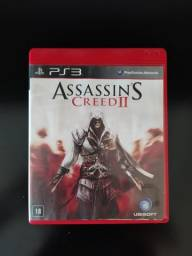 Assassin's Creed II - PS3 (usado)