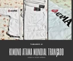 KIMONO ATAMA MUNDIAL TRANÇADO
