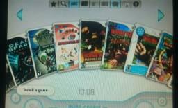 HD externo 500 gb Wii com 170 jogos