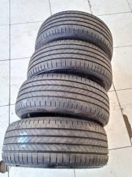 Jogo de pneus Bridgestone Alenza 001 - 225/50 R18 - 95V