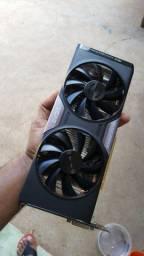 Vendo com DEFEITO GEFORCE GTX 760 EVGA 2GB DDR5 256 BITS