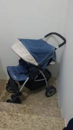 Carrinho de Bebê - Chicco Pick Up - Azul