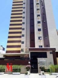 Apartamento com 3 dormitórios à venda, 69 m² por R$ 270.000,00 - Manaíra - João Pessoa/PB