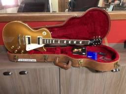 Guitarra Gibson Les Paul Classic Gold Top 2017 T