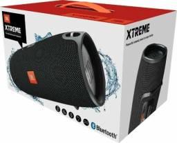 JBL X-Treme caixa de som bluetooth stereo c/ viva voz fm e cartão de memoria