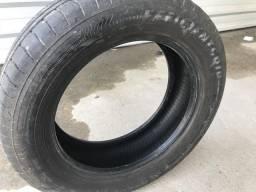 Pneu Bridgestone hb 20 semi novo 185 60 15 precisa reparo