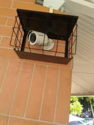 LS manutenção: Cameras de segurança, Motor, cerca, interfone, alarme, etc.
