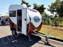 Trailer Camping, Modelo Wind