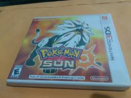 Pokémon sun 3ds americano
