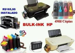 Super bulk-ink ecotanque para impressora hp