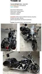 Yamaha Xvs - 2013