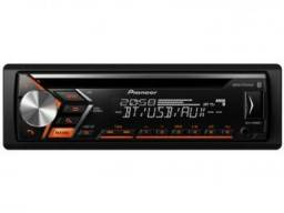 Som Automotivo Pioneer DEH-S4080BT - CD Player Blu