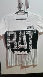 Camisetas Batman DESCRIÇÃO
