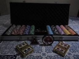 Maleta de Poker + Acessórios