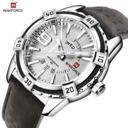 Relógio Naviforce 9117L a prova d'água 30 Metros( Novo )