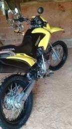 Vemdo ou troco por fan 150 ou moto menor - 2009