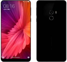 Xiaomi Mi MIX 2S Preto Lacrado gloBaL Câmera com Inteligência Artificial. Snapdragon 845