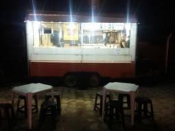 Food Truck! Treiler de Lanche!