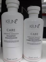 Shampoo e condicionador KEUNE