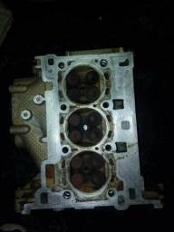 Cabeçote ford ka 3 cilindros