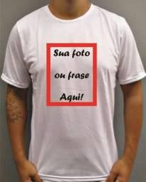 Camisas personalizadas com Fotos Para Presentear quem Você Ama