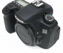 Câmera Canon 60 D