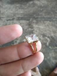 Vendo anel de ouro