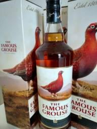 The Famous Grouse 08 anos Whisky escocês legítimo