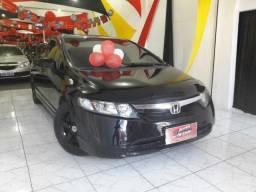 Honda Civic Lxs Flex 2008 #SóNaAutoPadrão