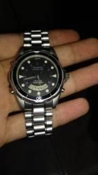 a89d6efd9c0 Relógio Technos Skydiver relíquia