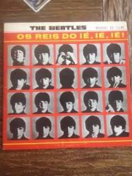 LP The Beatles Os Reis do ié, ié, ié! Disco vinil