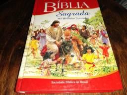 Bíblia Sagrada 365 Histórias Ilustradas