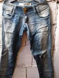 Calças vestem Tam 38