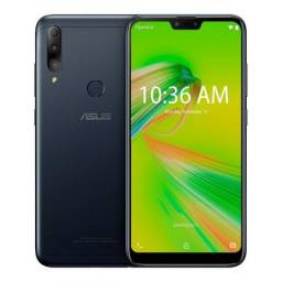 Zenfone Max Shot 32GB/3GB 4G Camera Tripla 12MP+5MP/8MP+8MP Preto