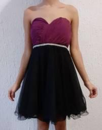 Vestido de festa barato