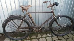 Bicicleta antiga.
