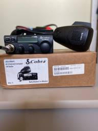 Rádio PX Cobra 19 ultra III Novo