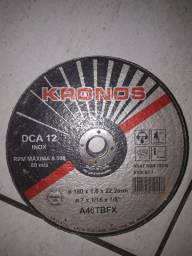 """20 Discos de corte DCA 12 7X1/16X7/8""""-KRONOS"""
