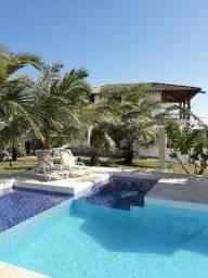 Casa na Praia com Piscina privativa (71)9  *