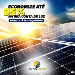 Energia Solar - Residencial, Comercial, Industrial, Rural e etc