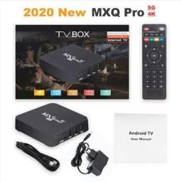 Promoção Tv Box Android 5g 4K Novos com Garantia e Entrega Gratis