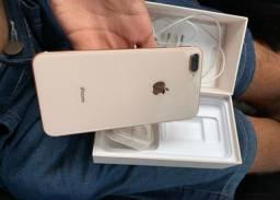 IPhone 8 Plus Completo R$2.450,00