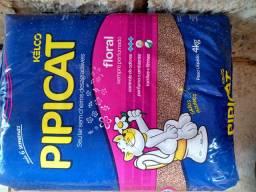 4 Pacotes de areia para gatos