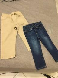 Calça jeans e sarja GAP